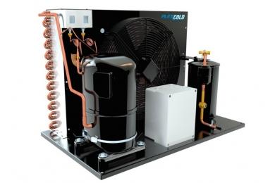 Unidade Condensadora Hermética - Baixa - Heatcraft