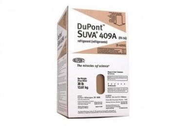 Fluído Refrigerante DuPont Suva 409A