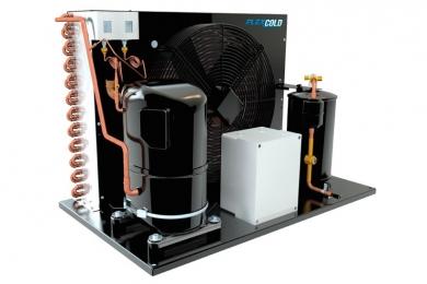 Unidade Condensadora Hermética - Média - Heatcraft
