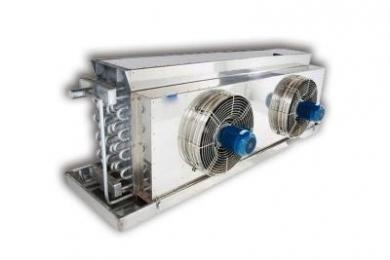 Evaporador Industrial de Amônia