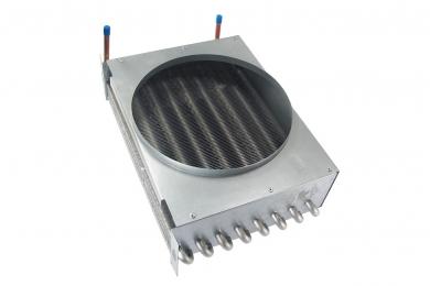 Condensador de Alumínio para Linha Comercial