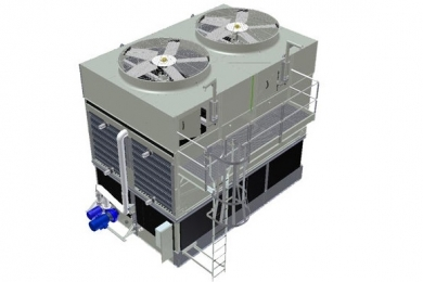 Condensador Evaporativo