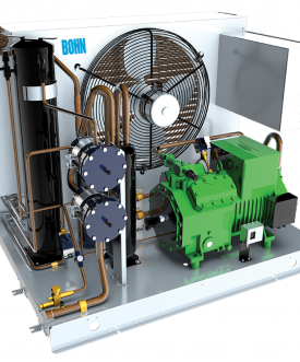 Unidade Condensadora Semi-Hermética - Média - Heatcraft