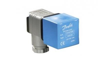 Bobinas CC 6W para Válvula Solenoide EVU - Danfoss