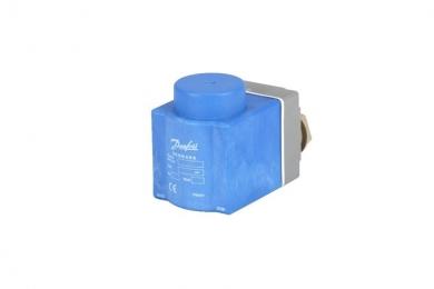Bobinas CA 10W com Caixa de Terminais para Válvula Solenóide - Danfoss