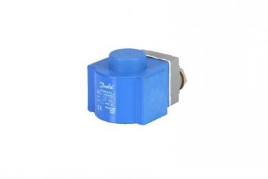 Bobinas CC 20W com Caixa Terminais para Válvula Solenóide - Danfoss