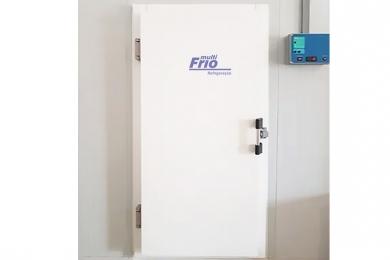 Porta Giratória para Câmara Frigorífica / Fria