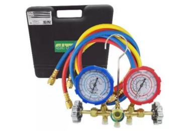 Analisador de pressão R22/407/410 (com maleta)