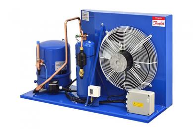 Unidade Condensadora Hermética - Baixa - Danfoss