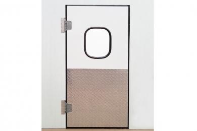 Porta Vai e Vem modelo rígida - trafego pesado