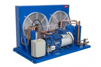 Danfoss lança condensadora semi-hermética de alta eficiência