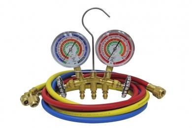 Analisador de pressão R410a