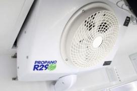 Revisão de norma amplia carga de inflamáveis em sistemas frigoríficos