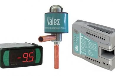 Válvula de expansão eletrônica facilita trabalho dos refrigeristas