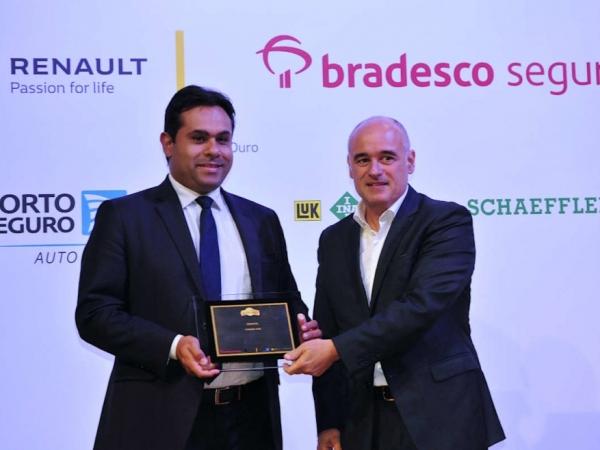 Chemours vence prêmio Sindirepa na categoria gás refrigerante