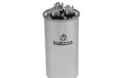 Capacitor Permanente 50uf - 80vca Suryha