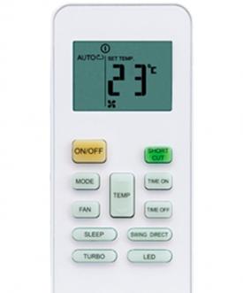 Controle Remoto Ar Condicionado Springer