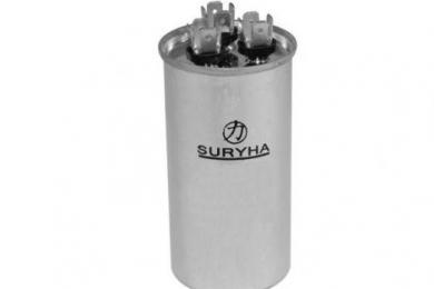 Capacitor Permanente 30+30uf - 380V Duplo - Suryha
