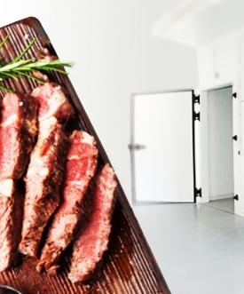 Câmara fria: as vantagens para o segmento de carne!