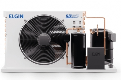 Unidade FLEXCOLD Slim SLMB - Média/Baixa - Elgin